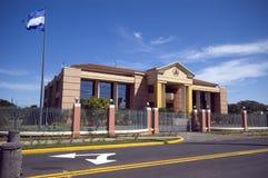 Presidentieel paleis Nicaragua stock afbeelding