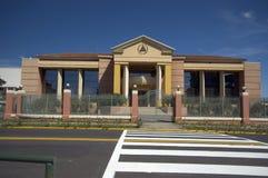 Presidentieel paleis Nicaragua stock afbeeldingen