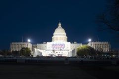 Presidentiële Inauguratie van Donald Trump Stock Foto's