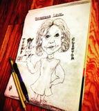 Presidentkandidater Royaltyfria Foton