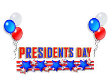 Presidents day Background 2 Royalty Free Stock Photo