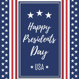 Presidents Day background. Royalty Free Stock Image