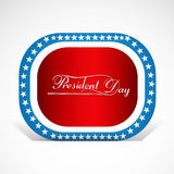 Presidents day background united states  Stock Photography