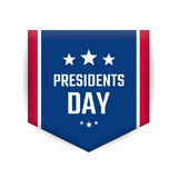 Presidents day banner Stock Images