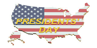 Presidents' Day concept Stock Photography