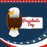 Presidents day design Stock Photo