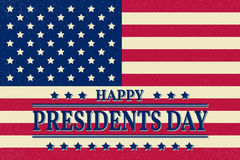 Presidents Day. Presidents Day Vector. Presidents Day Drawing. P Royalty Free Stock Image