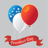 Presidents day Royalty Free Stock Photo