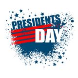 Presidents Day Vector Background Royalty Free Stock Image