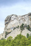 Presidents of Mount Rushmore National Monument. Stock Image
