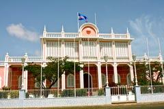 Presidents- slott Arkivbild