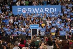 Presidentsvrouw Michelle Obama Stock Foto