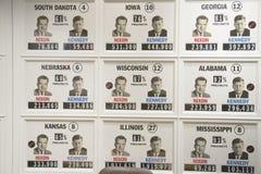 presidentval 1960   Arkivbild