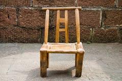 Presidenza di bambù Fotografia Stock Libera da Diritti