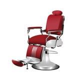 Presidenza di barbiere Immagine Stock