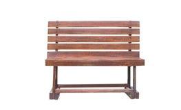 Presidenza di legno Fotografia Stock