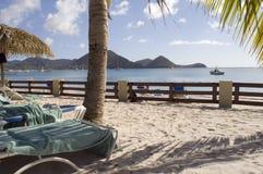 Presidenze di spiaggia Fotografia Stock Libera da Diritti