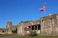 Presidio La Bahia hänrycker arkivbild