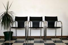 Presiede la sala di attesa Fotografie Stock