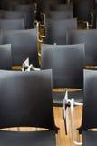 presiede la sala per conferenze Fotografia Stock