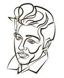 Presley του Elvis Στοκ Εικόνες