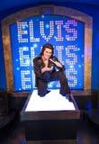 Presley του Elvis Στοκ Εικόνα