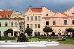 Presov, Σλοβακία στοκ φωτογραφία