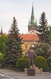 Presov landmarks Royalty Free Stock Image