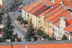 Presov, Slovacchia Immagini Stock Libere da Diritti
