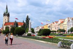 Presov Royalty Free Stock Photo