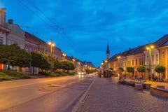 Presov Stock Photo