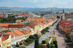 Presov, Slowakei Lizenzfreies Stockfoto