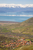 Prespa Lake, Macedonia Royalty Free Stock Images