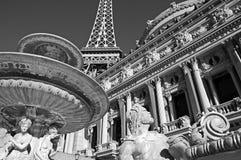 Presque comme Paris à Vegas ! Photo libre de droits