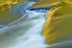 Presque-Insel-Fluss Stockbilder
