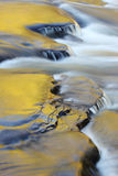 Presque Isle River. Landscape of the Presque Isle River rapids, Porcupine Mountains Wilderness State Park, Michigan's Upper Peninsula, USA stock photo