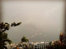 Pressão da cidade de Dhaka foto de stock