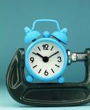 Pressão de tempo Imagens de Stock Royalty Free