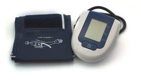 Pressão sanguínea de medição Foto de Stock Royalty Free