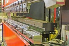 Press brake Stock Image