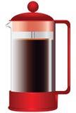 Press Coffee Maker Royalty Free Stock Photos