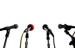Free Press Conference Stock Photos - 2547533