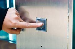 Press Elevator Stock Photography