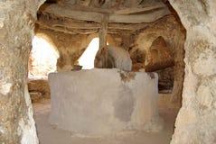 press för berberlibya olja Arkivbild