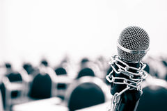 Press freedom Stock Images