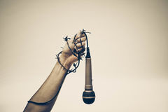 Press freedom Royalty Free Stock Images