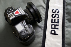 Press Gear Studio Royalty Free Stock Photo