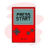 Press Start Stock Images