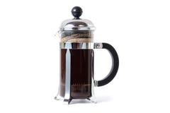 Pressa del caffè immagini stock