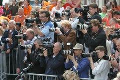 Presse Stockfoto